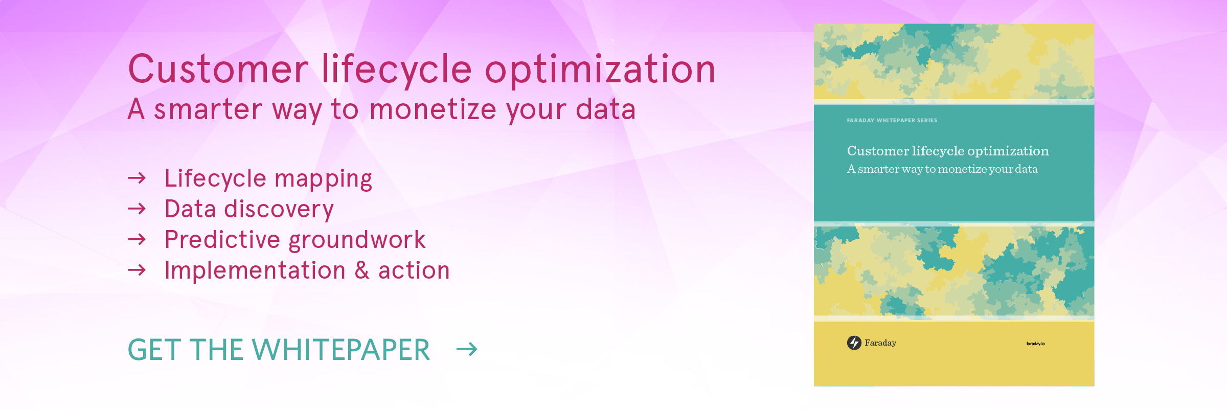 Customer lifecycle optimization whitepaper