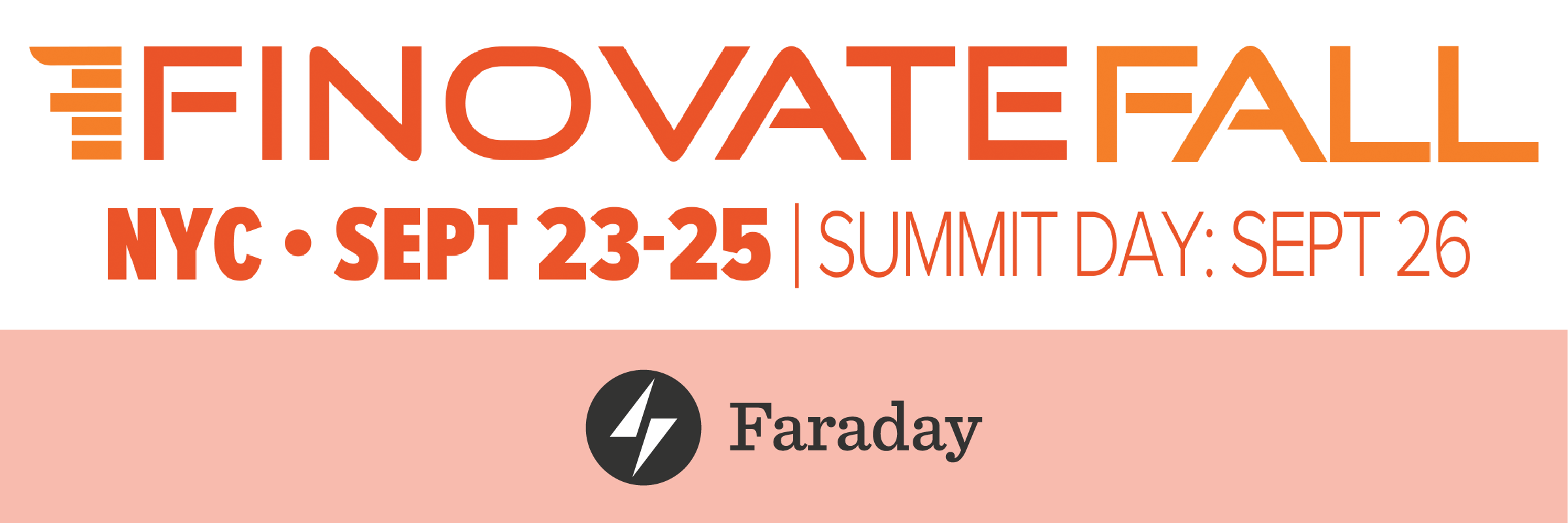 finovatefall and faraday