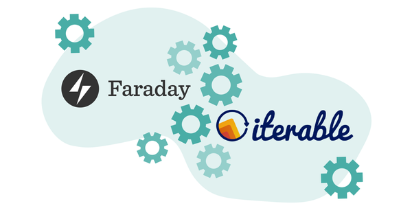 Iterable and Faraday partner up to power predictive growth marketing