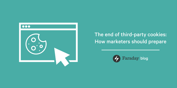 The end of third-party cookies: How marketers should prepare